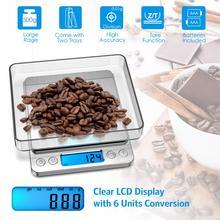 Pocket-Scale Balance Weight-Machine Calibration Jewelry Digital Precision Mini Portable