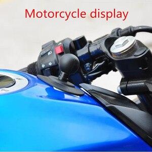Image 5 - ラウンドプレート 3 メートル吸引カップ 1 インチゴムボールマウント車のダッシュボード吸引カップと粘着テープステッカー移動プロ GPS Ram マウント