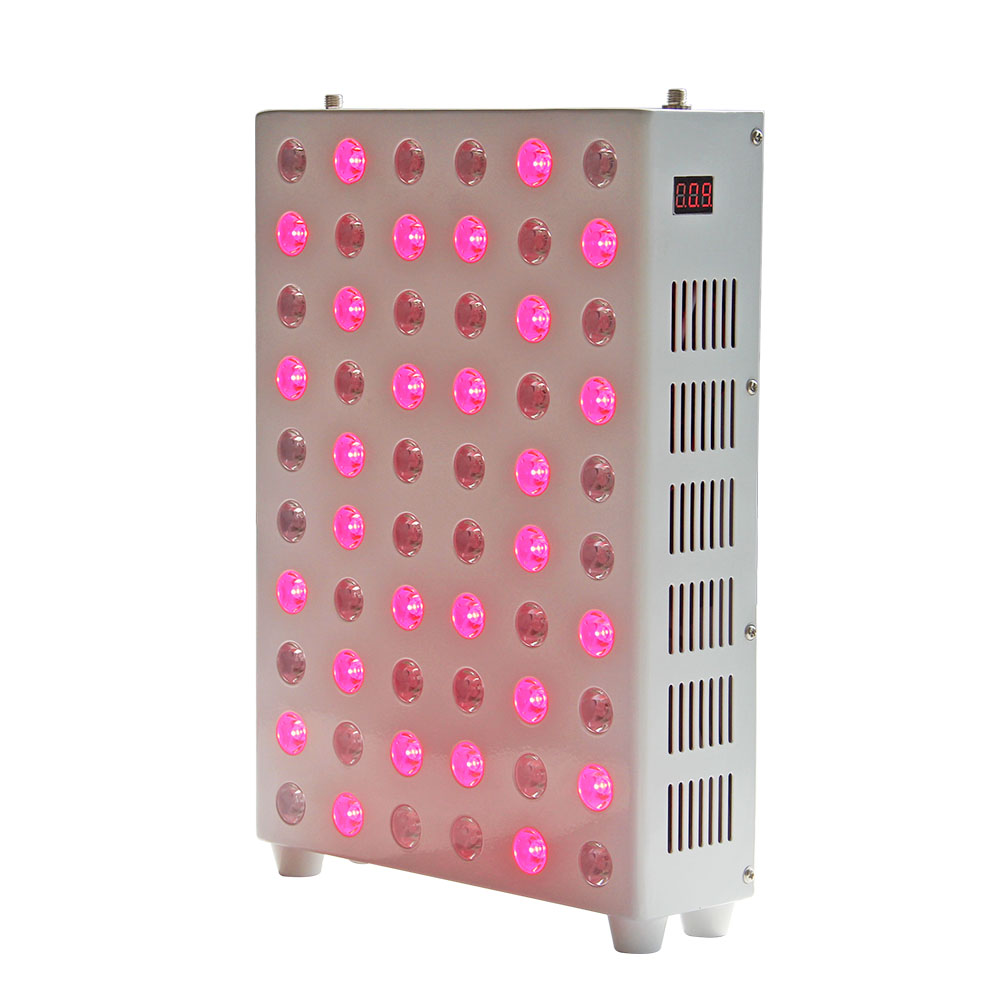 Newest Led Light Therapy RTL85 Red 660nm 860nm Time Built-in Red Light Therapy Panel For Skincare