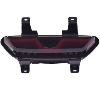 For Ford Mustang 2017 2018 Car Led Tail Light Rear Fog Lamp Reverse Light Brake Light Reflector Warning Lamp