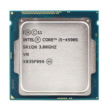 Intel Core i5 4590S 3.0 GHz Quad-Core CPU Processor 6M 65W LGA 1150