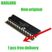 Puce ATMEGA328P PU originale DIP 28 ATMEGA328 DIP ATMEGA328P MCU AVR 32K 20MHz FLASH