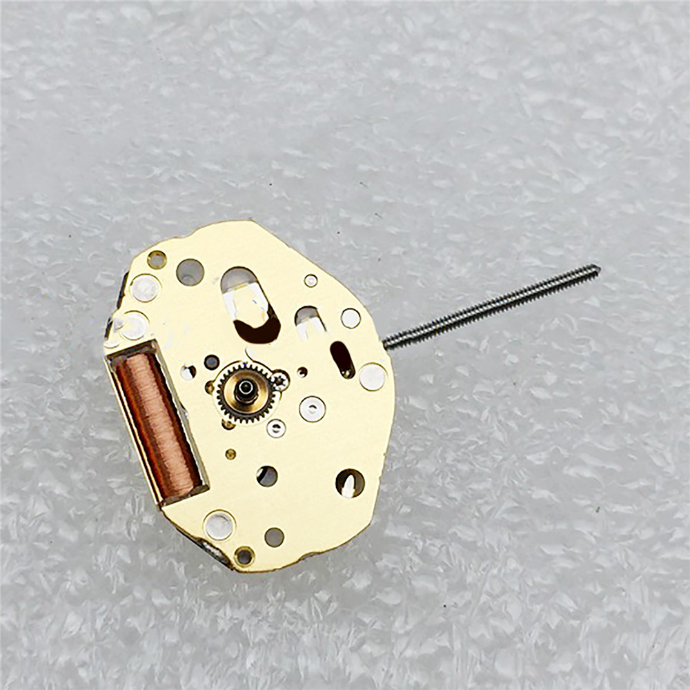 Quartz Watch Movement for Miyota 2035 Replacement Repair Parts with Stem and Battery