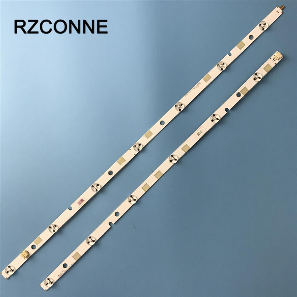 LED Backlight Strip 7+6 Lamps For Toshiba 47'' TV SVT470A47_REV04 R+L-Type 47L7453D 47L7463DG LC470DUK SG K2