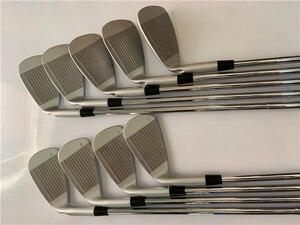 Image 2 - BIRDIEMaKeกอล์ฟคลับG410เตารีดG410เหล็กชุด4 9SUW R/S/SR Flex Shaftพร้อมฝาครอบ