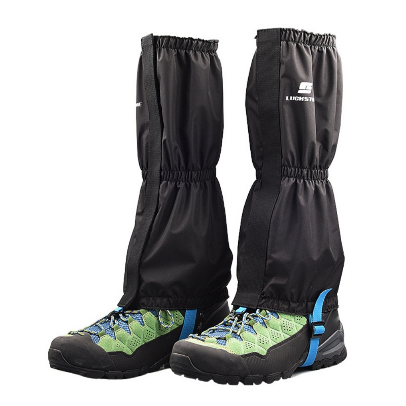 Waterproof Legging Gaiters Ski Wear Breathable Waterproof Snow  Boo Shoe Cover For Outdoor Hiking Backpacking Skiing
