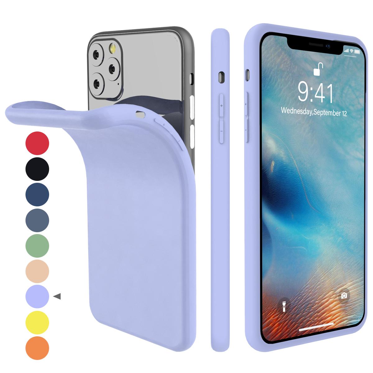 Torubia Silicone Case for iPhone 11/11 Pro/11 Pro Max 117