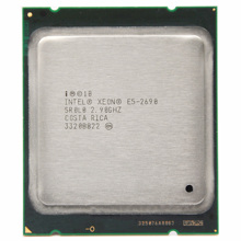 Intel Xeon Processor E5-2690 X79 Eight-Core C2 Suitable