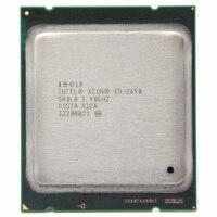 Intel Xeon Processor E5 2690 E5 2690 e52690 Eight Core 2.9G C2 LGA2011 CPU Desktop Processor Suitable X79 Motherboard