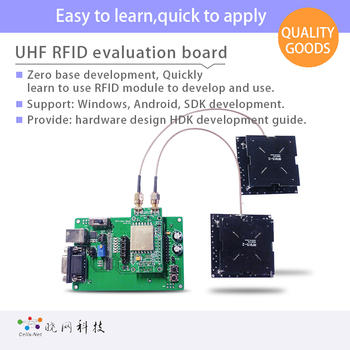 Rf100Z Evaluation Kit for long distance UHF high frequency RFID module