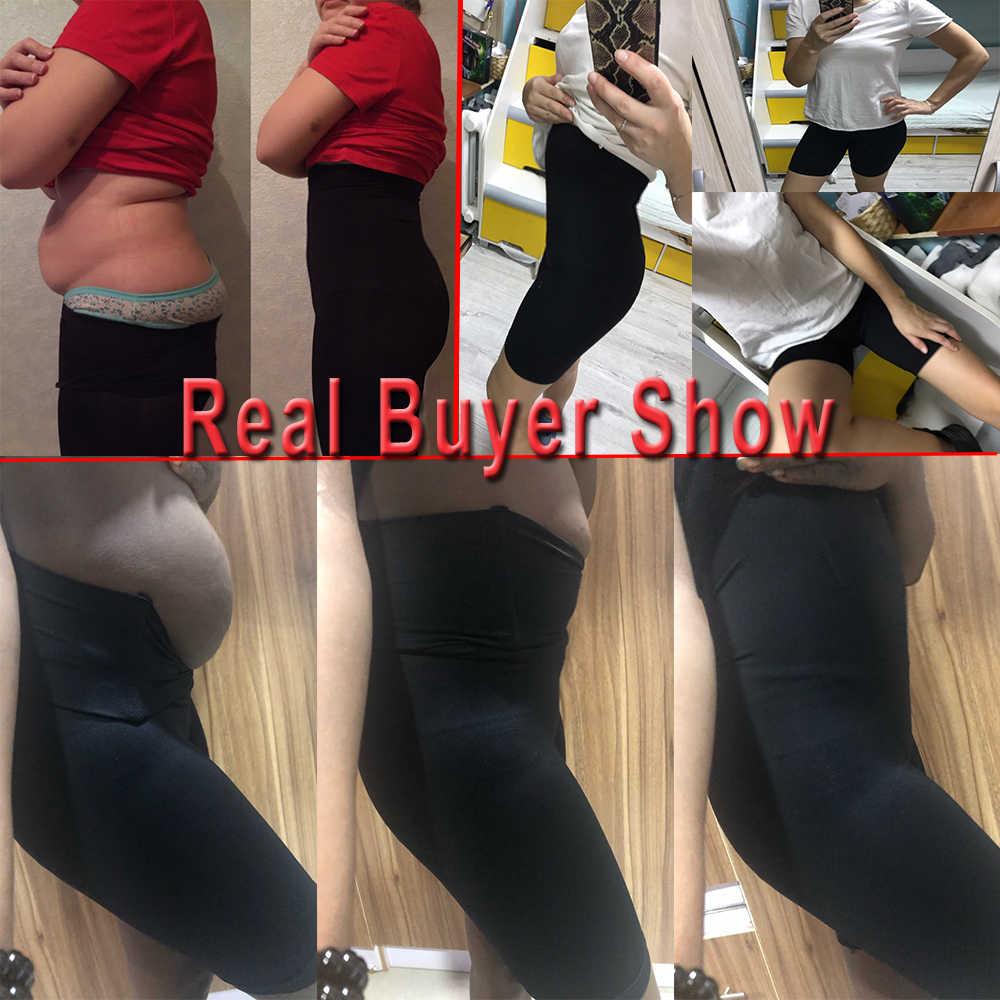เอวเทรนเนอร์ Body Shaper ชุดชั้นใน Slimming Shapers BUTT Lifter ไม่มีรอยต่อ Tummy ควบคุมกางเกง Shapewear กระเพาะอาหาร Shapewear