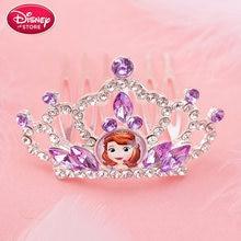 Disney «Холодное сердце» корона принцессы София Ариэль Анна