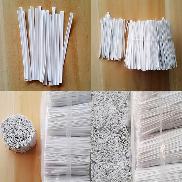 100PCS/lot Mask Dedicated Nose Bridge Strip DIY Craft Making Accessories For Disposable Masks Decoration Supplies 1