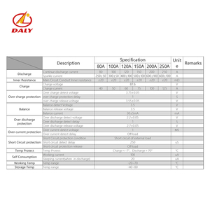 3,2 V BMS 8S LiFePO4 24V 80A 100A 120A 150A 200A 18650 LFP PCM плата защиты батареи BMS со сбалансированной литиевой батареей на солнечной батарее