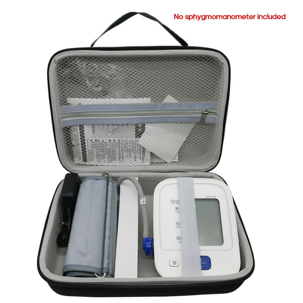 Sphygmomanometer Bag Easy Convenient To Carry Portable EVA Blood Pressure Monitor Storage Bags For Blood Pressure Monitor