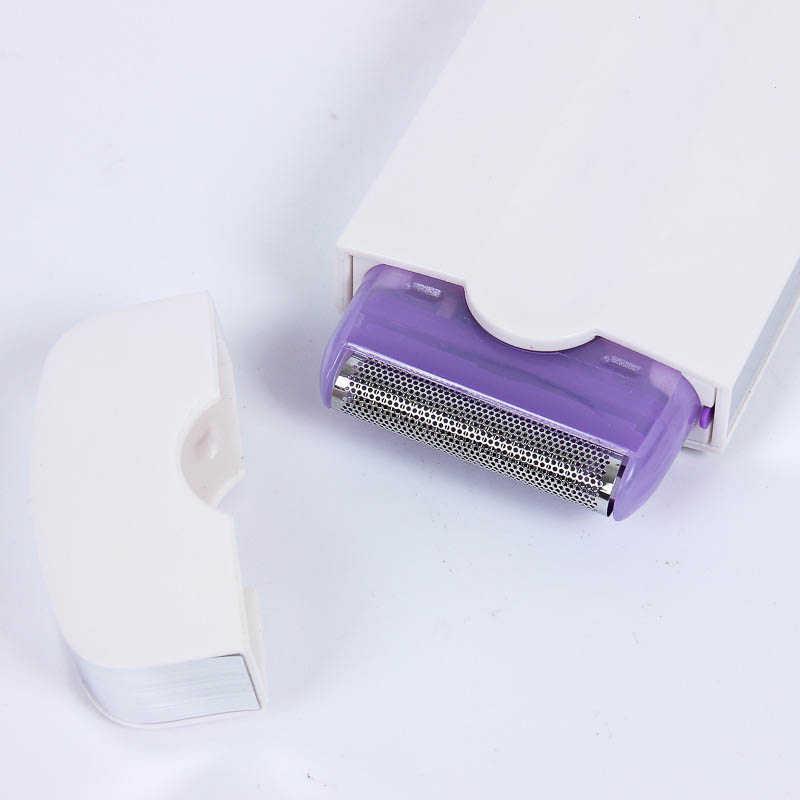 Multi-Funktion 2 in 1 Trimmer Gesichts Haar Entfernung Körper Finishing Glatte Touch Haarentferner Elektrische Frauen Enthaarung Epilierer