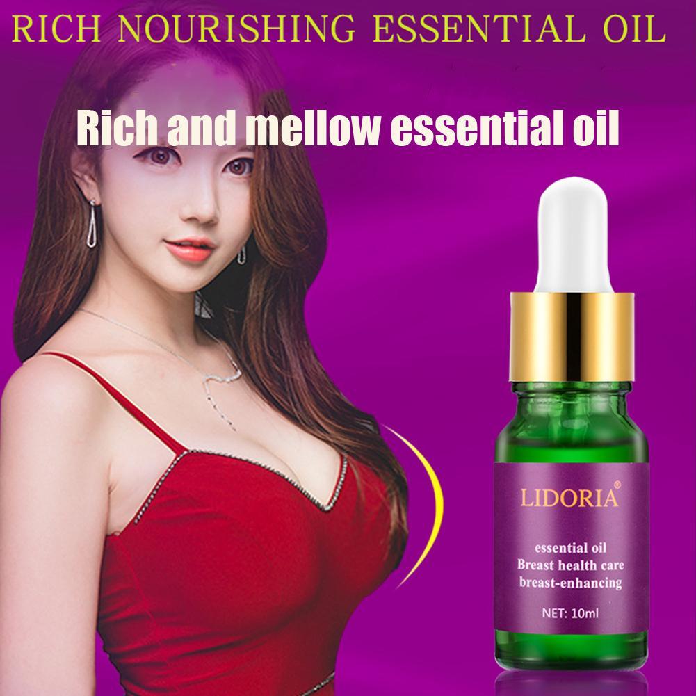 10ml Breast Nourish Massage Oil Breast Enlargement Massage Essential Oil Chest Lift Up Chest Firm Enlargement Beauty