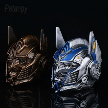 Transformation Robot Resin Ashtray Smoking Accessories Creative Robot Ashtray Gift for Bumblebee Optimus Prime цена 2017