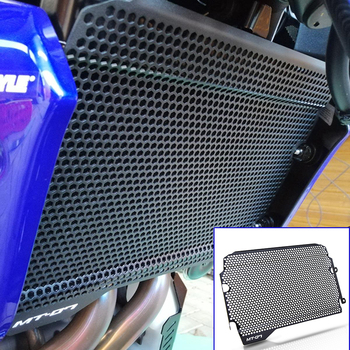 FOR YAMAHA FZ-07 MT-07 2018 2019 MT FZ 07 MT-07 FZ-07 Motorcycle Radiator Guard Grill Cover Water Tank Cooler Bezel Protector фото