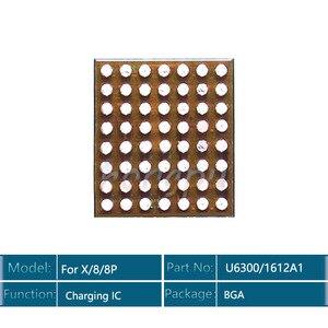Image 4 - 5 قطعة/الوحدة جديد U6300/1612A1 56 دبابيس ل iphone X/8/8 زائد U2 شاحن يو اس بي شحن هيدرا ic