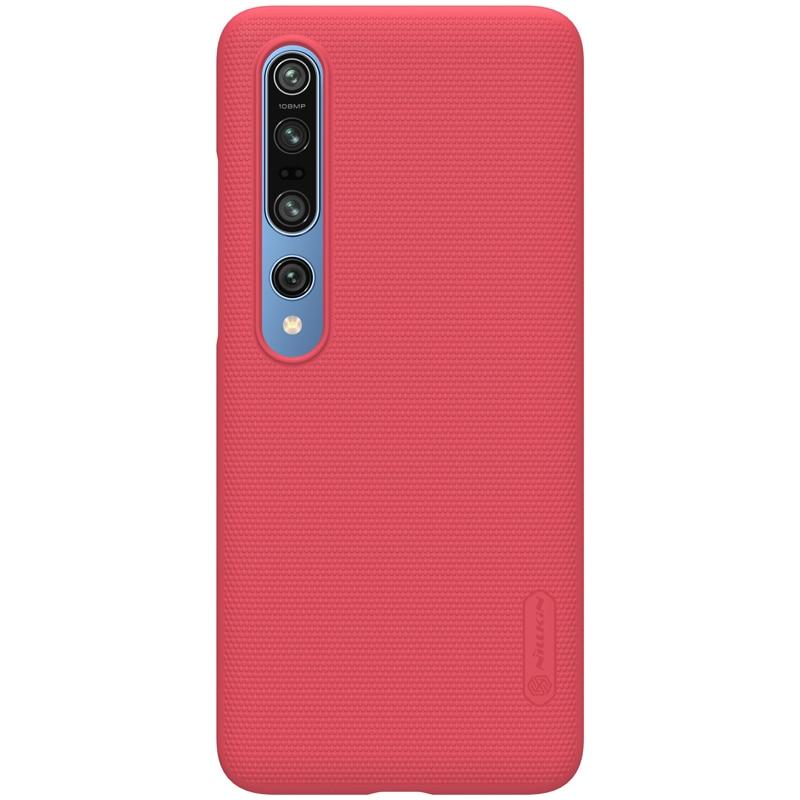 Xiaomi mi10- ի դեպքում xiaomi mi 10 Pro Cover Nillkin Frosted - Բջջային հեռախոսի պարագաներ և պահեստամասեր - Լուսանկար 5