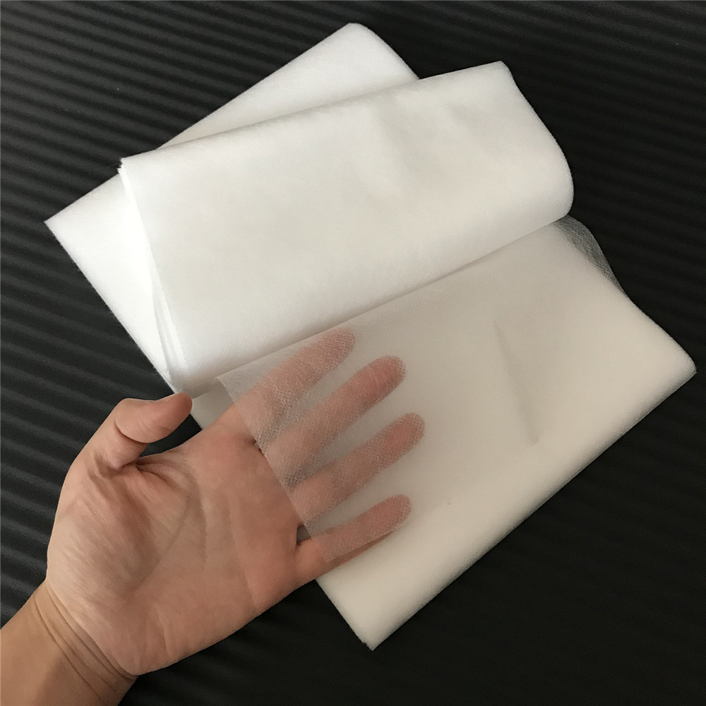 Grade Gauze Non-woven Filter Fabric Cloth Meltblown Cloth BFE95 BFE99 17.5cm Wide For DIY Face Shield Filter Layer Household Use