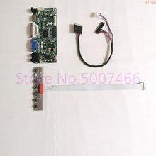 """Para M101NWN8 R0 R3 LED portátil del panel de 1366*768 WLED LVDS 40Pin 10,1 """"HDMI DVI VGA M NT68676 controlador de pantalla coche tarjeta DIY kit"""