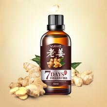 Fast Powerful Hair Growth Dense Regrowth Ginger Serum Hair Loss Hair Loss Essence Preventing Oil Anti Treatment Bin Care H7O7