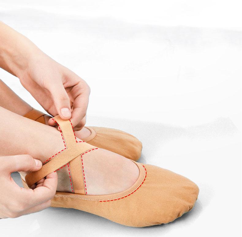 一体帆布软底鞋免系带_03