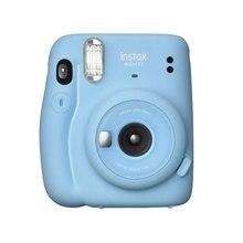 كاميرا Fujifilm مع 5 لون نمط جديد Instax Mini11 التصوير حامل كاميرا صغيرة المتابعة صغيرة 11 هدية للأطفال