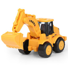 Excavator Car Compatible With Legoing Technic Truck Model Building Blocks Boys Birthday Gifts Toys For Children(China)