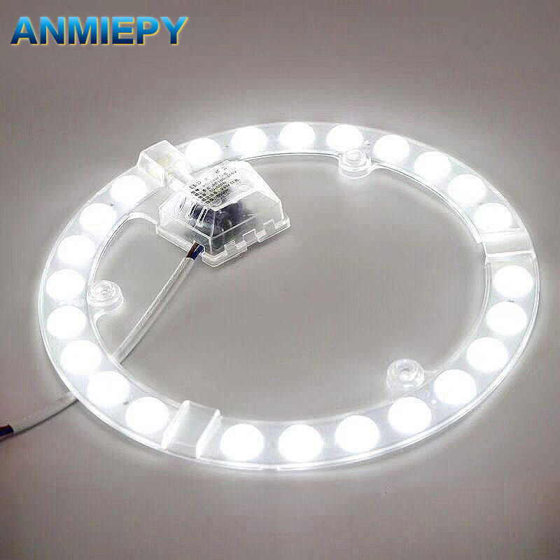 LED Module Source Ceiling Replace Indoor Ceiling Light Source Wick AC220V 12W 18W 24W 36W Remould Led High Brightness Lighting