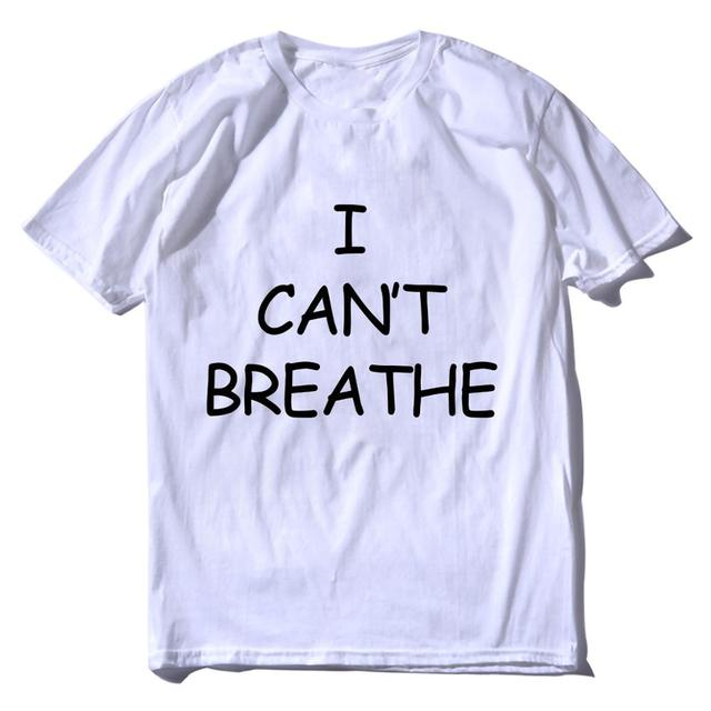 I Can't Breathe T-Shirt in Memory of George Floyd - 100% Cotton 3