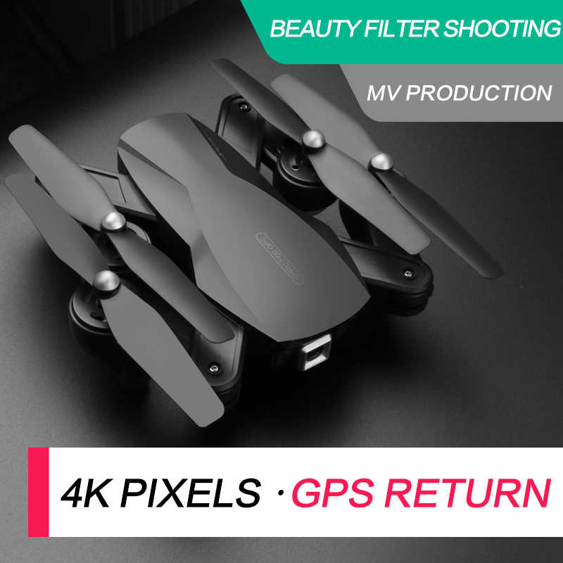 M20 4K Gps Professionele Camera Drone Smart Follow Me Afstandsbediening Quadrocopter Arieal 5G Wifi Fpv Drone Helikopter gift