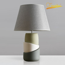 e27 lampbulb led table lights warm creative simple modern decoration luminary bedside bedroom study living dining room lighting Nordic Creative Warm LED Table Lamp Lighting Modern Minimalist Ceramic Art Table Lights Bedroom Study Living Room Table Lamps