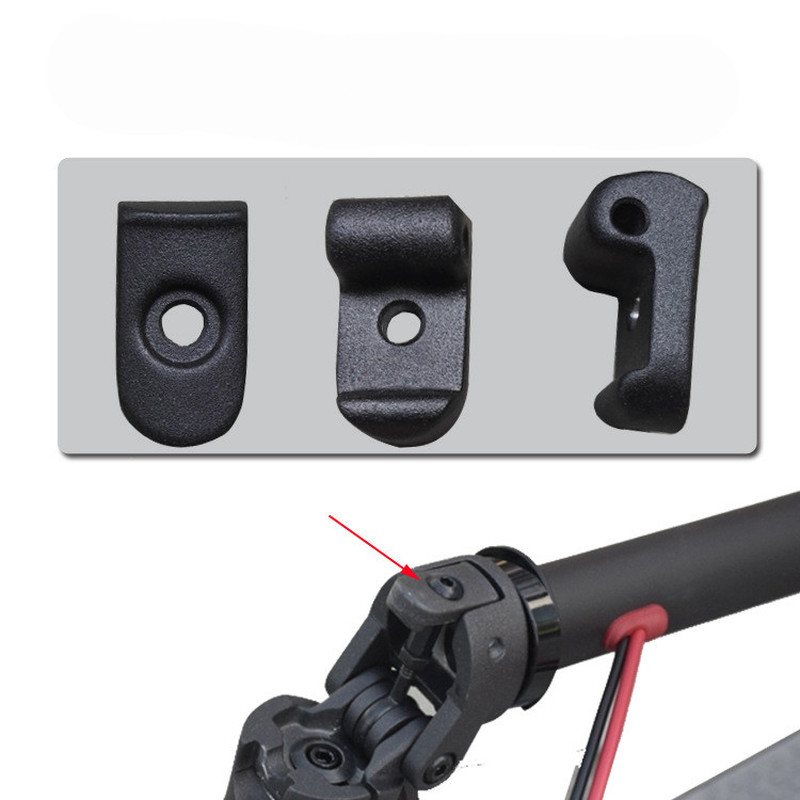 1PC Hinge Bolt Repair Metal Lock Fixed Bolt Screw Folding Hook For Xiaomi MIJIA M365 Scooter Parts Folding Pothook