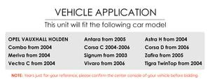 Image 3 - Hizpo 4G RAM Octa 8 Core Android 10.0 2 DIN Car DVD Player For Opel Astra H Vectra Corsa Zafira B C G car WIFI SWC OBD2 DVR