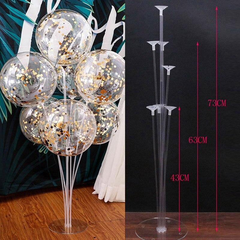 7 лампочек, флейта, флейта, детский праздник, аксессуары для украшения дня рождения, свадьбы