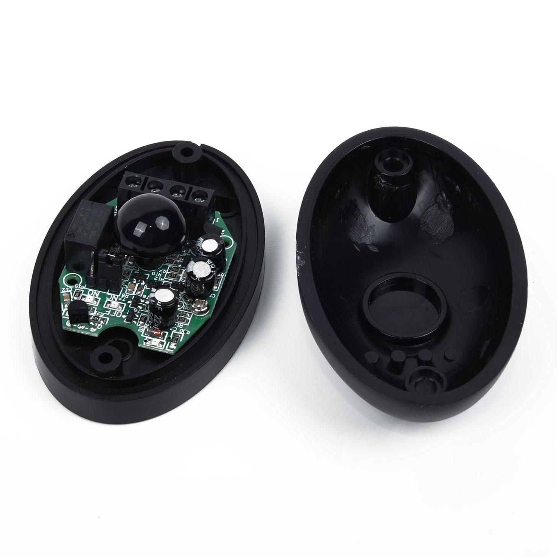 For Sliding Gate Opener Sensor Beam Infrared Photo Cell IR Radiation/Photocell