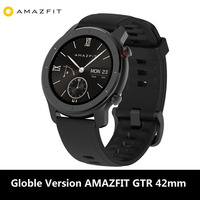 Huami Amazfit GTR 42mm Smart Watch Waterproof Smartwatch 24 Days 12 Sport mode GPS&GLONASS Heart rate For Android IOS Умные часы
