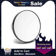 Suction Cup Mirror 10 Times Magnification Small Mirror Single Mirror Bathroom Magnifying Glass Makeup Tools(China)