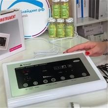 Ультразвуковой робот инструмент для лечения микрокомпьютер ультразвуковой массажер для лица 628A 220V