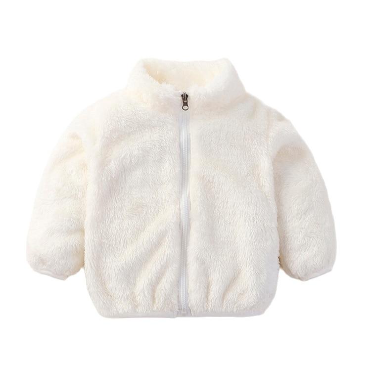 Baby Boys Girls Winter Clothes Toddler Girl Warm Clothing  Boy Fall Jacket  Worsted  Fashion  Full  Unisex Turtleneck Outfits