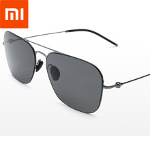 XIAOMI Mijia TS Sunglasses Version Nylon Polarized Glasses 100% UV-Proof Light Men Women Outdoor Styling Eyewear Accessories original xiaomi mijia turok steinhardt ts nylon polarized stainless sunglasses colorful retro 100% uv proof for travel man woman