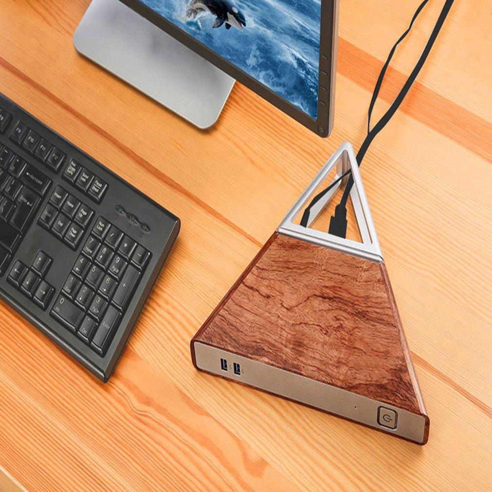 Martrea Angle AA-B4 DIY Mini PC Intel Apollo Lake N3450 Windows10 64GB EMMC 128GB SSD Bluetooth 4.0 TV Box 2019 for TV Computer-5