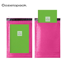 10PCS #0 6x10inch Pink Plastic Bubble Mailer Padded Envelopes 170x230mm Self seal Mailing Bag Envelope Shipping envelopes