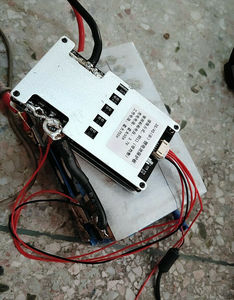 Image 3 - Dykb 3S 4S 12V 100A 200A 300A 380A Lithium Li Ion LiFePo4 Batterie Schutz BMS Board W/balance Hohe strom 3 4 zelle Inverter