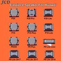 JCD 2PCS New Fone de Ouvido Ear piece Speaker Frontal Superior Para HuaWei P20 Pro P10 P9 Além Disso Mini P8 Lite 2017 Substituir Peças