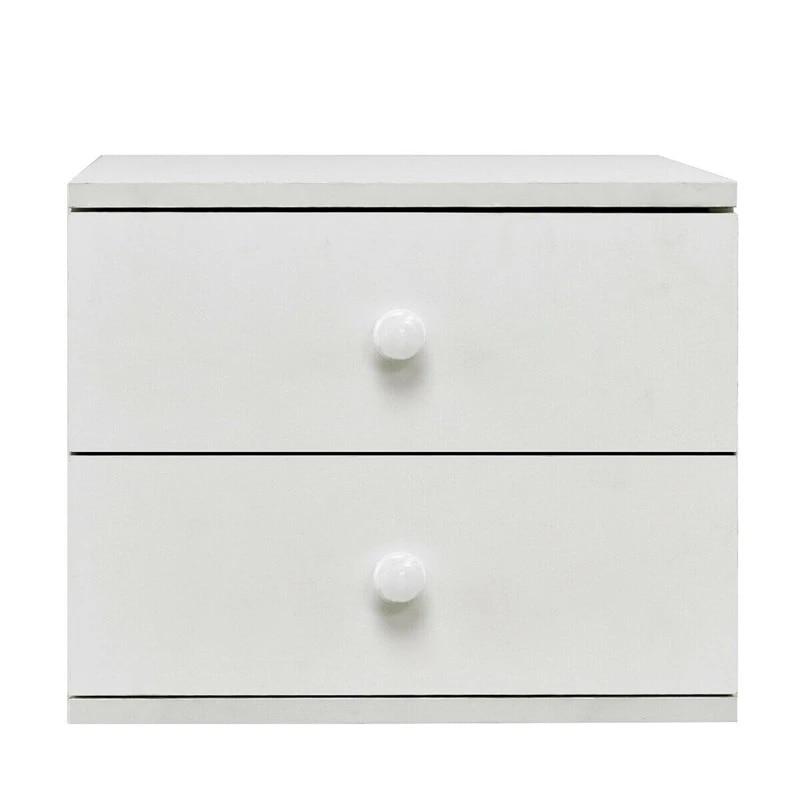 13 Bedroom Nightstand Bedside Cabinet With 2 Drawers White Bedroom Furniture Nightstands Hw55450 Aliexpress