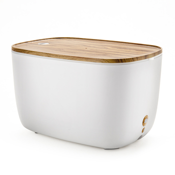 1pc USB Electric Aroma air diffuser wood Ultrasonic air humidifier Essential oil Aromatherapy cool mist maker for home 1.8L
